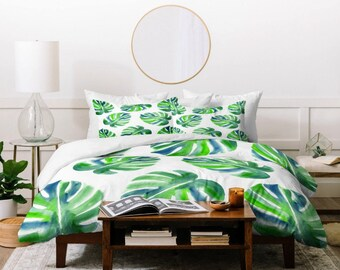 Going Green Duvet Cover