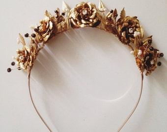 Fête des fleurs crown, #1309