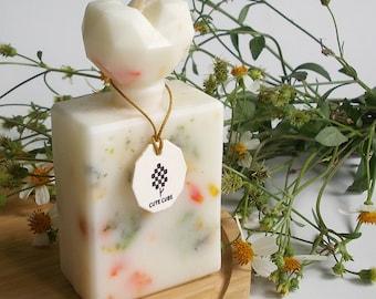 Drier Flower candles-B