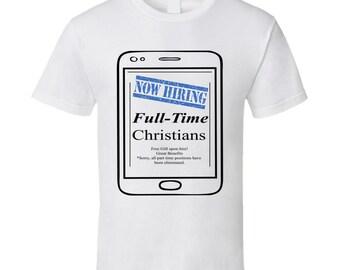 Now Hiring T Shirt