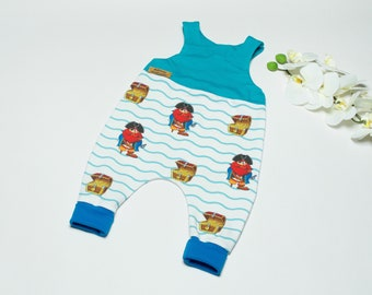 Baby onesie, onesie for boys, baby clothes, Jersey, captain Red Beard