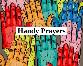 Handy Prayers -- A Vacation Bible School Curriculum Designed to Help Children Learn to Pray