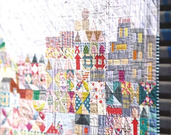 FREE SHIPPING* My Small World Pattern Booklet by Jen Kingwell