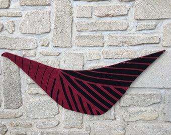 Shawl scarf (Joji Locatelli model)