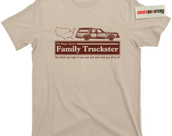 Clark W Griswold National Lampoons Christmas Vegas European Vacation Wagon Queen Family Truckster Walley World Chevy Chase movie Tee T Shirt