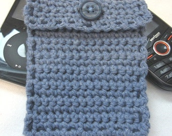 Hand Crocheted Makeup / Change Purse