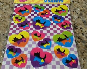 Vintage Lisa Frank Stickers MIP