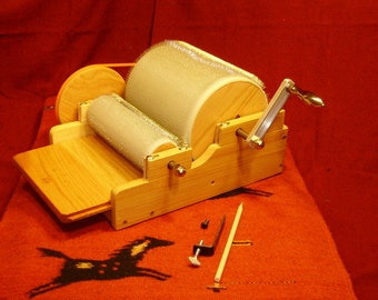 SCP Standard Manual 2 Drum Carder