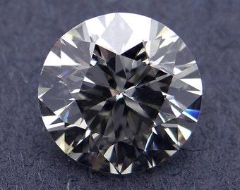 GIA Certified Loose 2.02ct Round Brilliant Cut Diamond N SI1 8.10-8.14 x 5.03mm