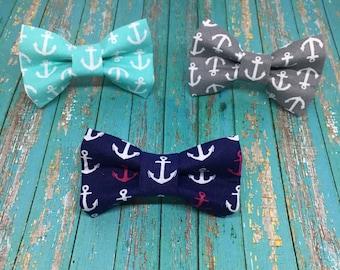 Ahoy! Pet Bow Tie