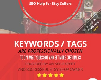 700 Bag Keywords / Tags   Search Engine & Etsy Keywords for Bags - Help for Etsy Sellers   PDF and Excel Spreadsheet included