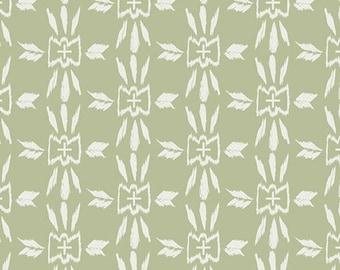 Art Gallery Fabrics - Observer- Homespun Willow- April Rhodes