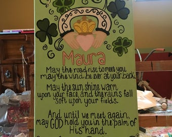 irish blessing for girls