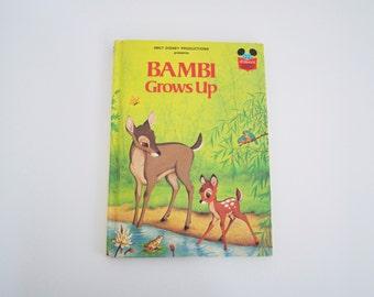 S A L E Bambi Grows Up (1979) - Vintage Disney