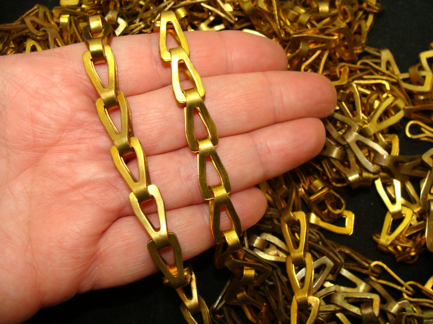 for chain open making p link chc electroplate cable elite pandahall gold jewelry chains brass twisted drop yard rose curb