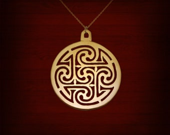 Four winds gold, four seasons, four elements, numerology, sacred geometry, elemental jewelry, compass pendant, jewelry charms,