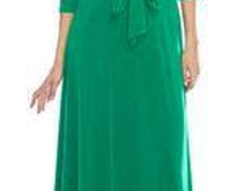 Kennedi Faux Wrap Dress