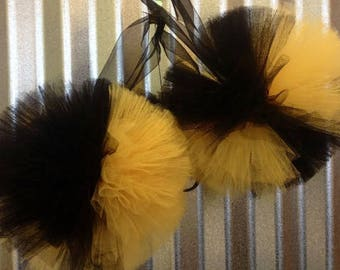 Tulle Pom Pom Balls, multiple discounts given