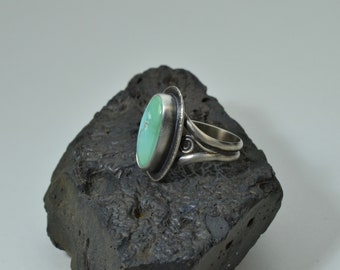 Carico Lake Green Turquoise on Sterling