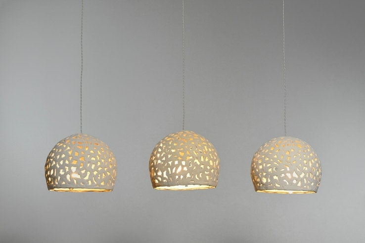 10 off ceiling light 3 ceramic hanging lights ceiling zoom aloadofball Image collections