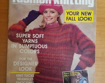 Fashion Knitting No. 26 Knitting Magazine