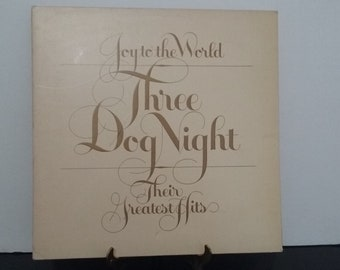 "Three Dog Night - ""Joy To The World"" Their Greatest Hits - Circa 1974"