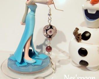 NES'spoon Spun glass bead collection / Lampwork Glass Bead Collection