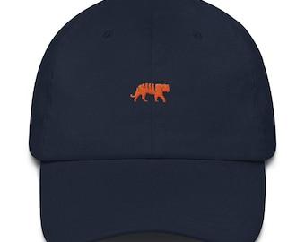 Tiger Dad Hat - Tiger Hat - Tiger - Clemson Hat - Clemson Dad Hat - Auburn Hat - Auburn Dad Hat - Tigers - Tiger Gift - Mizzou Hat - Mizzou