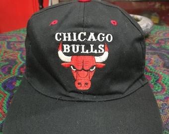 Vintage Chicago Bull snapback