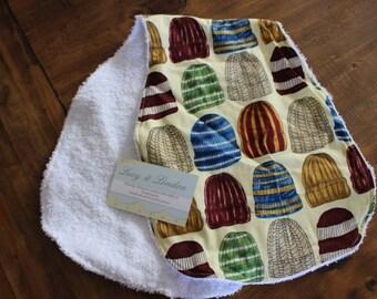 Rupert Burp Cloth
