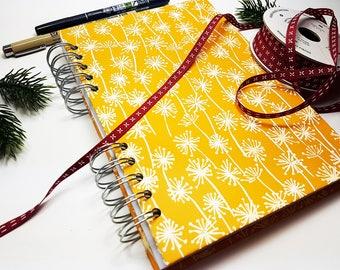 A5 Wochenkalender 2018 Scrap-TimeR, Planer, 132 Seiten, individualisierbar, Designerpapier, Monatsübersichten, Notizen, Scrapbook, Kalender