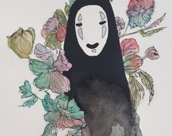Kaonashi - Spirited Away