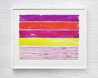 Original Watercolor, Abstract Art, Original Abstract, Original Art,Large Original Painting,Abstract Watercolor, Geometric Art,Large Wall Art