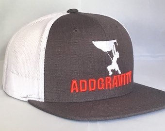 Rock Climbing Trucker Hat - 2 Colors Available