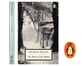 92's, The Heart of the Matter, Graham Greene, English