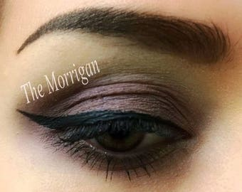 THE MORRIGAN - Handmade Mineral Pressed Eye Shadow