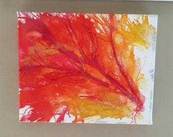 Awaken Abstract Painting