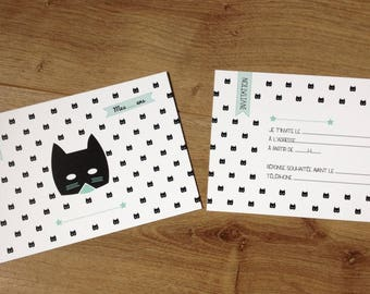 8 birthday cards for the little rascals!