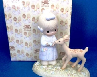 1986 To My Deer Friend - Precious Moments #100048