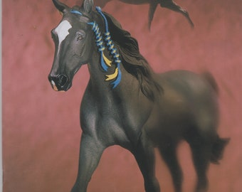 Breyer Animal Creations 1997 Dealer Catalog Model Horses Reeves International