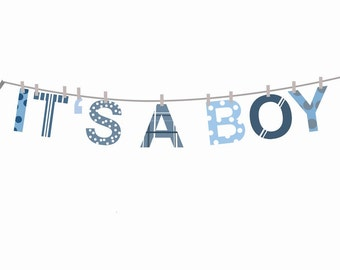 It's A Boy! Card