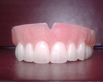 Custom denture impression kit denture upper false teeth small solutioingenieria Image collections