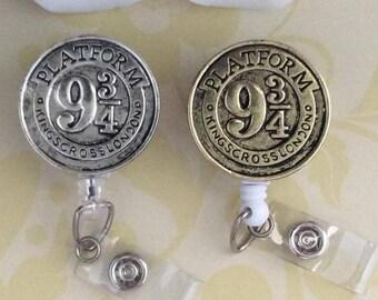 Tokens Nurse Retractable  ID Badge Reel, Tokens Carabiner Badge Reel, Nurse Badge Reel,  Lanyard Badge Reel