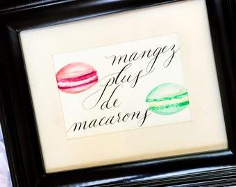 Plus de Macarons