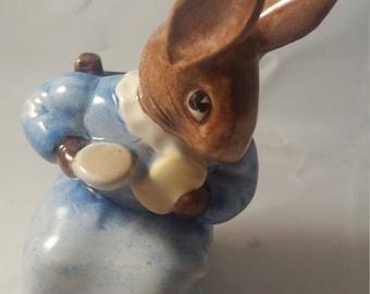 Beswick Beatrix Potter Cottontail