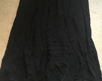 Vintage 90s Gypsy Skirt