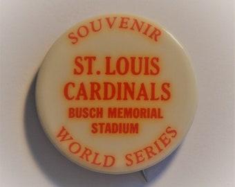 St. Louis Cardinal Souvenir