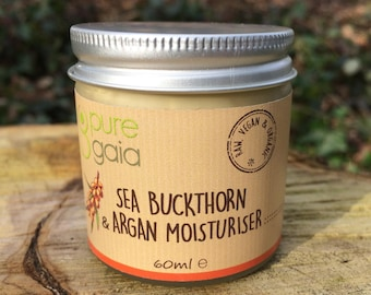 Sea Buckthorn and Argan Moisturiser (60ml/2.1 fl oz)