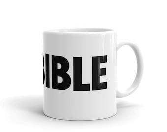 Kardashian Inspired / Funny Coffee Cup / Bible