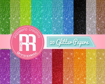 GLITTER PAPER COLLECTION